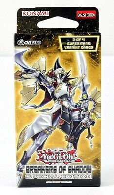 Breaker of Shadow Special Edition Booster (Yu Gi Oh)