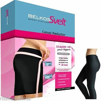 Belkos Svelt Legging - Slimming tight with microcapsules, no sweating