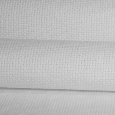 """DMC Aida,11 to 22 Ct -choose Count & Size-White, up to 60""""x62"""" size - Brand New"""