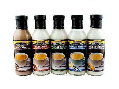 Walden Farms Coffee Creamers - 355 ml