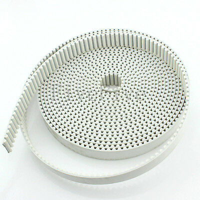 HTD 3M PU Open Timing Belt 10mm Wide 3mm Pitch for CNC Step Motor