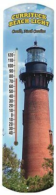 Heritage America by MORCO 375CA Currituck Outdoor or Indoor Thermometer, 20-Inch