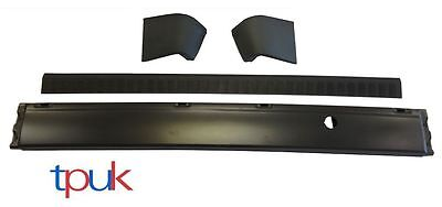 Rear Bumper And Bumper Cover With End Caps Ford Transit Connect 2002-2009