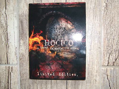HOCICO - DVD , limited edition , 152.min ink. CD , Dark Electro , skinny puppy
