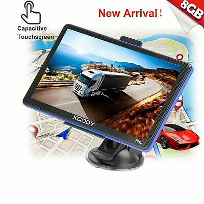 "XGODY 7"" dispositif de voiture de navigation GPS de voiture carte GPS MP3 UE Nav"