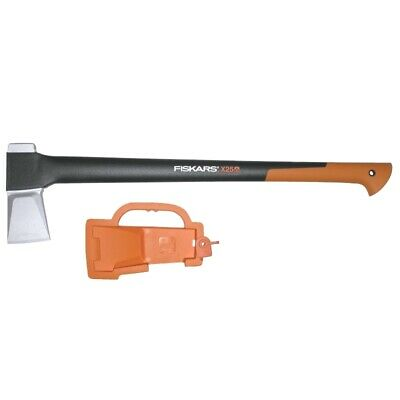 Fiskars X25-XL Large Block Splitting Axe Maul 725mm 122483 1015643(LATEST MODEL)