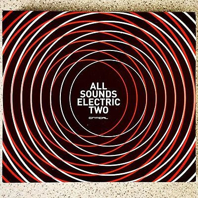 Various Artists - All Sound Electric 2 - Critical Music - CRITLP002 - 3 x 12""
