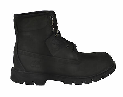 Timberland 6 Inch Basic Men's Boots Black 10042