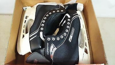 Men's Ice Hockey Skates Size 12 Nike Bauer Supreme One05 - New In Box!!