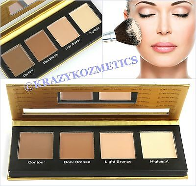 Contour Palette by YURILY - Contour - Bronze - Highlighter - Contouring -