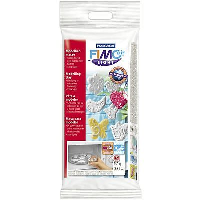 Fimo Air Light Clay - White 250g