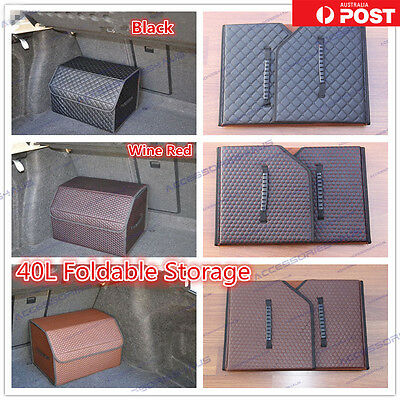 Car Trunk Boot Cargo Organiser Foldable Portable Storage Collapsible Container