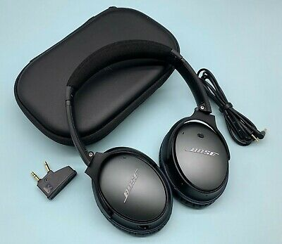 Bose QuietComfort QC 25 QC25 Acoustic Noise Cancelling Headphone for Apple
