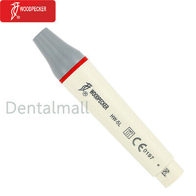Woodpecker Detachable HW-5L Ultrasonic Piezo Dental Scaler LED light Handpiece