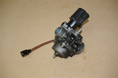 Used Carburettor Carb Carbie For a MCI Riviera 50cc Scooter