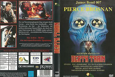 Death Train - Pierce Brosnan / DVD #4215