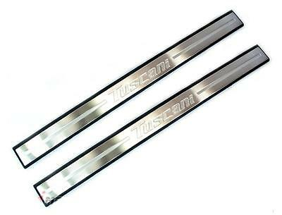OUT OF STOCK Hyundai Coupe 2002 - 2009 Genuine Tuscani door sill se