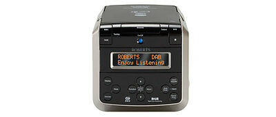Roberts Sound 38 Dab/fm Radio With Cd & Mp3 Playback Sound38