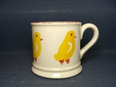 Laura Ashley 'hens' Small Mug In Excellent Used Condition