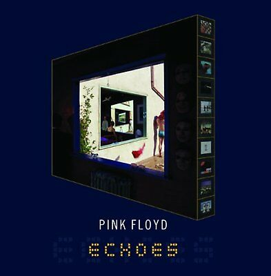 Pink Floyd Echoes Greeting Birthday Card Any Occasion Album Cover Blank Official
