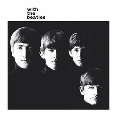 With The Beatles Greeting Birthday Card Any Occasion Album Cover Fan Official