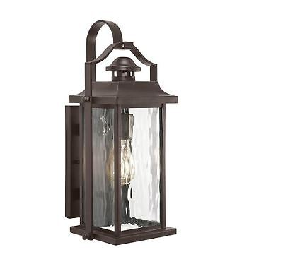 outdoor porch patio lighting wall exterior sconce bronze light lamp fixture new