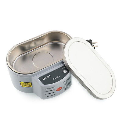 220V New Watch CD Mini Professional Ultrasonic Cleaner New Suitable for Headwear