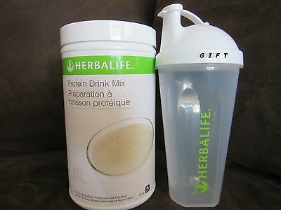 1Herbalife Protein DRINK MIX 638g (2 FLAVORS) & GIFT - FREE SHIPPING