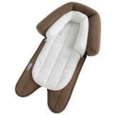 Goldbug 2 in 1 Infant Head Support Model #53886 Brown/White