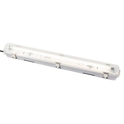 Lineal Weatherproof T5 Fluorescent Lights IP65 Brilliant Lighting 18819