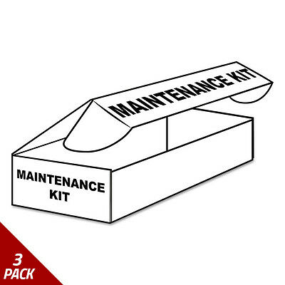 Xerox 116R00003 Maintenance Kit Feed Rolls100000 Page-Yield [3 PACK]