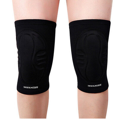 1X Cycling Racing Protector Skate Motorcycle Elbow Knee Pads Guard Gear Gift New