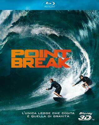 Point Break (3D) (Limited Edition Steelbook) (Blu-Ray 3D) EAGLE PICTURES