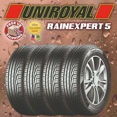 X4 205 60 15 91V  Uniroyal Rainexpert 3 ( A ) Rated Wet Grip Top Quality Tyres