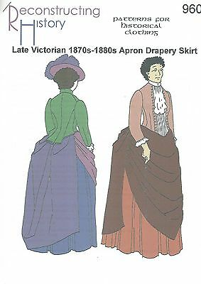 Schnittmuster Rh 1008 Paper Pattern Ladies Vest For 1890s To 1910s