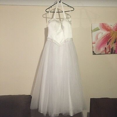 Wedding/debutante Dress