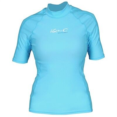 iQ UV 300 Shirt Watersport turquoise Women