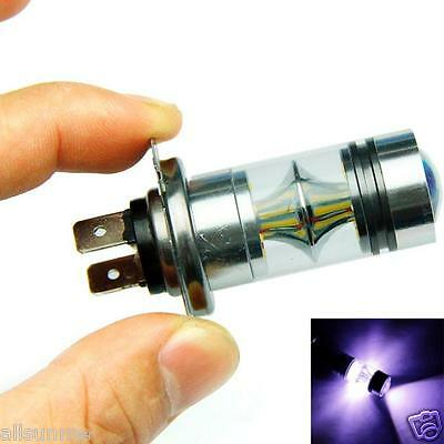 2x 100W H7 360° ampoule LED 20 SMD Cree Voiture Phare Anti-brouillard DC 12V~24V