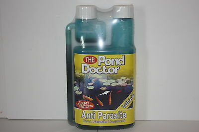 TAP Pond Doctor Anti Parasite 250ml