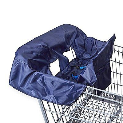 Babies R Us Shopping Cart & High Chair Cover - Navy