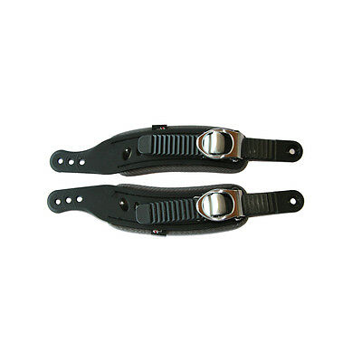 Anticorp Toe  Straps Complete Pair  , Made In Taiwan Not China