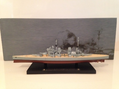 HMS Prince of Wales Model on Base 1:1250 Scale GM103 NEW