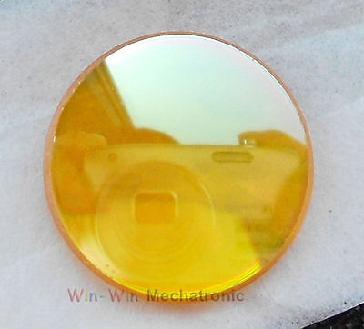 New ZnSe Focal Lens for CO2 Laser Cutting Engraving Diam 12mm FL 50.8mm