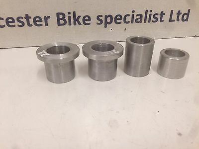 "Honda Crf150R 12"" Mobster Supermoto Pitbike Wheel Spacer Kit"