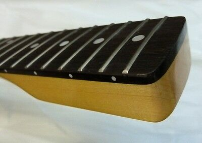 NEW '62' ST electric guitar maple neck, slab rosewood fingerboard, machine heads