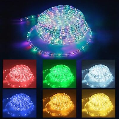 10m/20m/30m/50m LED BANDE FLEXIBLE RUBAN DECORATION GUIRLANDE LUMIERE DECO NOËL