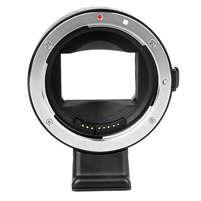 Auto Focus Canon EF Lens to Sony NEX Adapter for Full Frame Camera with E-mount