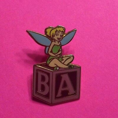 Tinker Bell Laughing from WDCC Sculpture Set Disney Pin