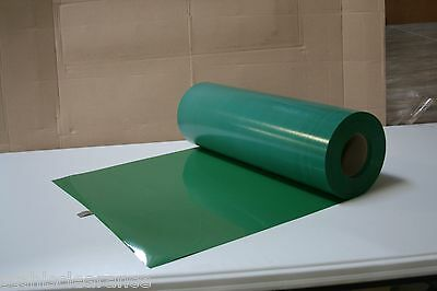 "20"" x 27 Yards - Stahls' Clearance Flock - Cuttable Heat Transfer - Green"