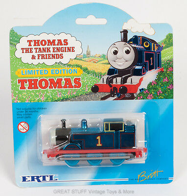 ERTL Limited Edition METALLIC Mirror THOMAS the TANK ENGINE and Friends BNIP